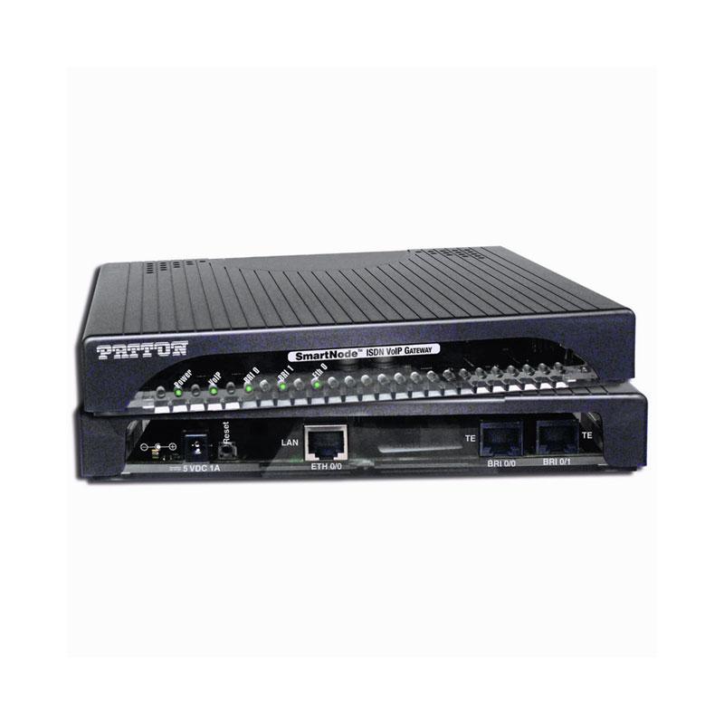 PATTON SMARTNODE SN4131/4BIS8VHP/EUI - 4 PORTE BRI TE/NT