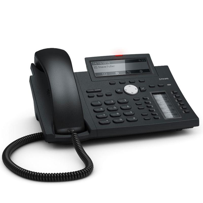 Telefono Snom D345