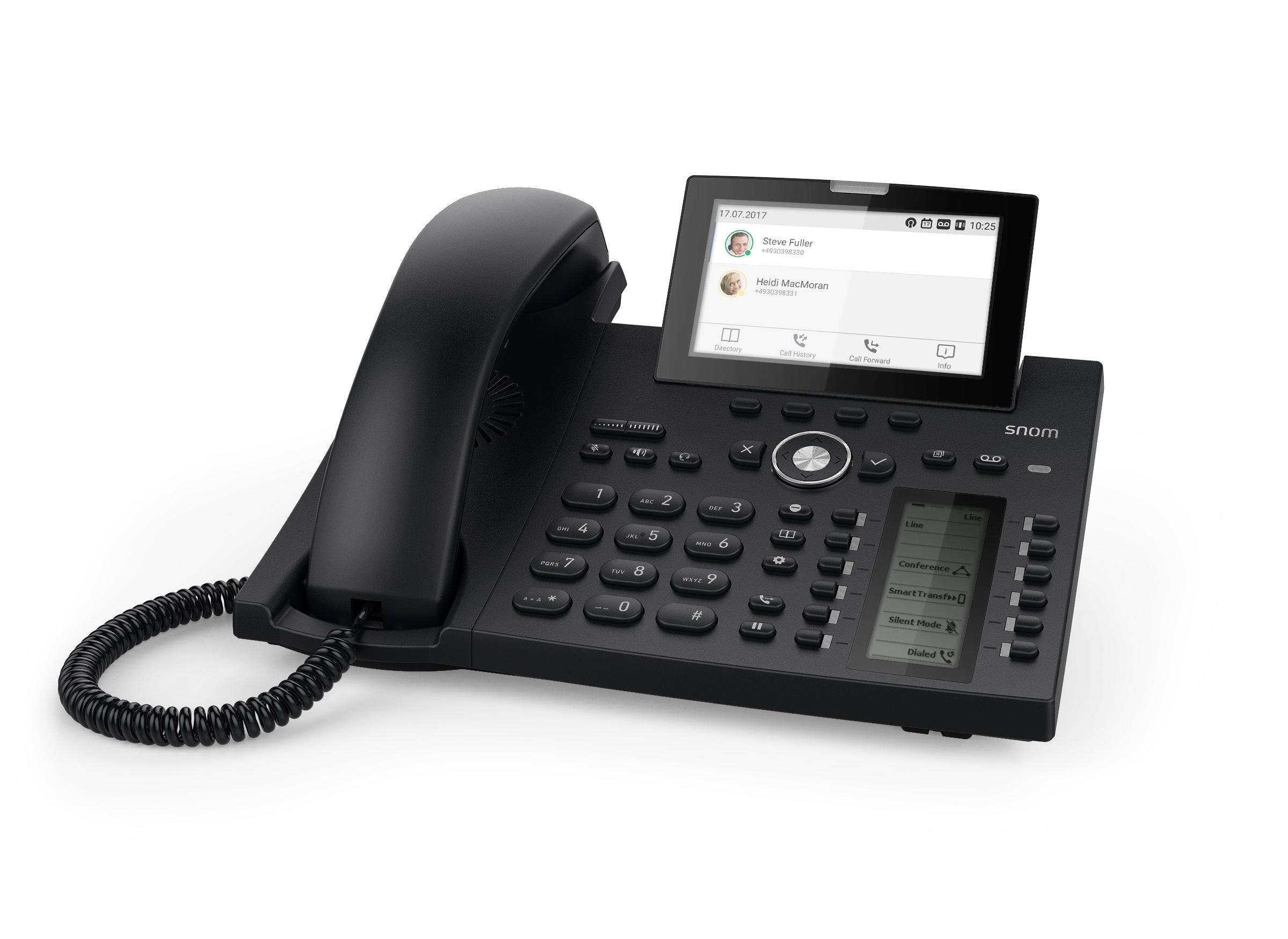 Telefono Snom D385