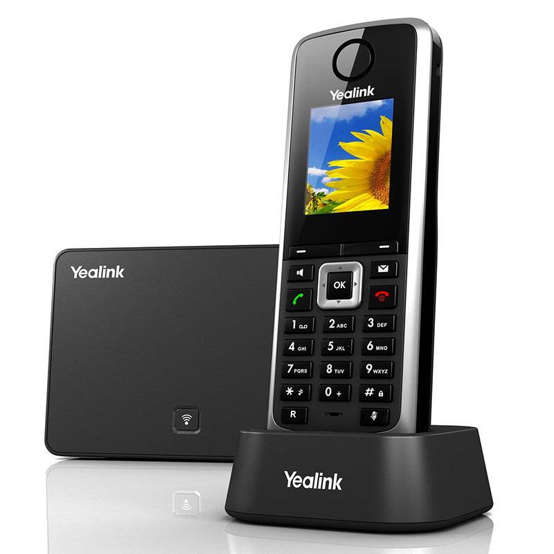 YEALINK TELEFONO DECT W52P