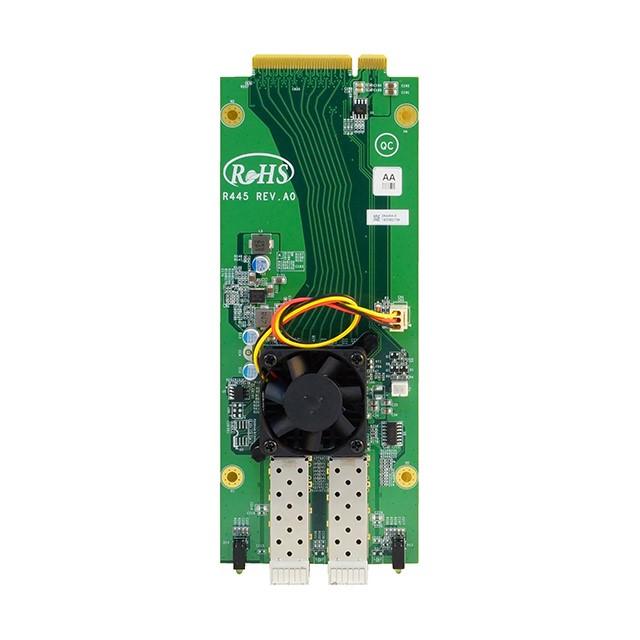 10GbE Module with 2 SFP+ Ports for Endan UTM Macro1000/2500