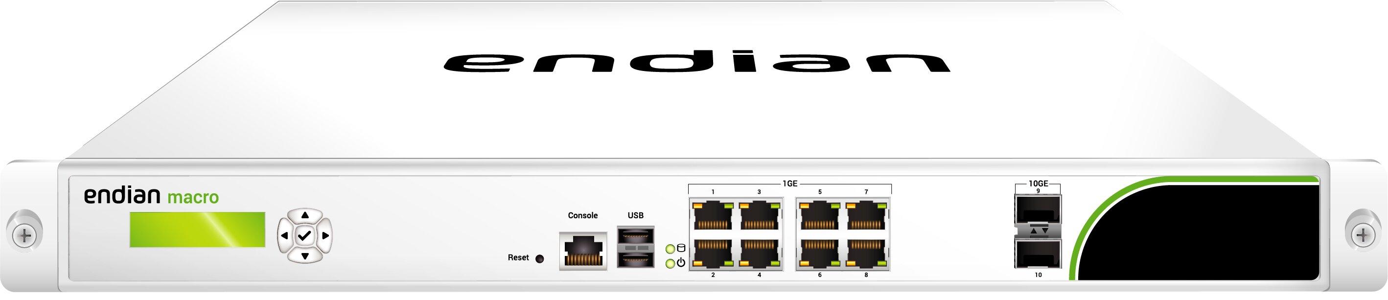 Slide rack kit for Endian UTM Macro 2021