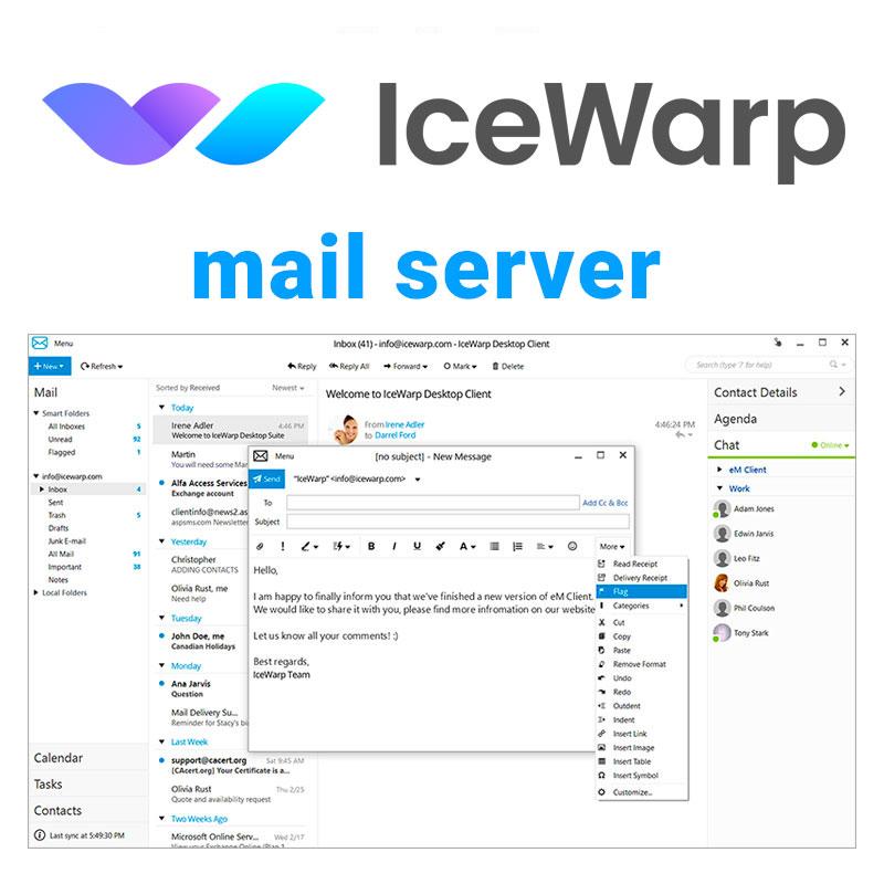IceWarp Suite
